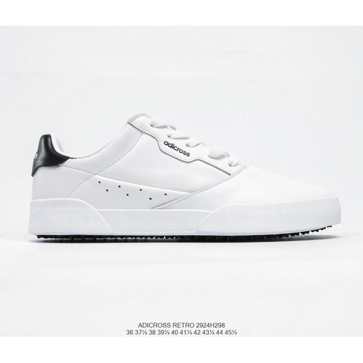 Кросівки Adidas ADICROSS RETRO білі з чорним
