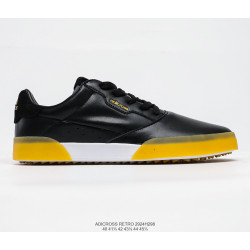 Adidas ADICROSS RETRO black yellow