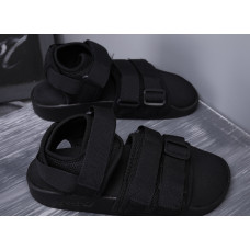 Сандалии Adidas ADILETTE полностью черные