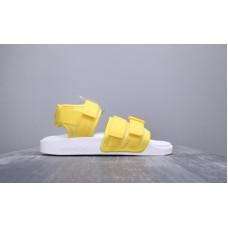 Сандалии Adidas ADILETTE желтые