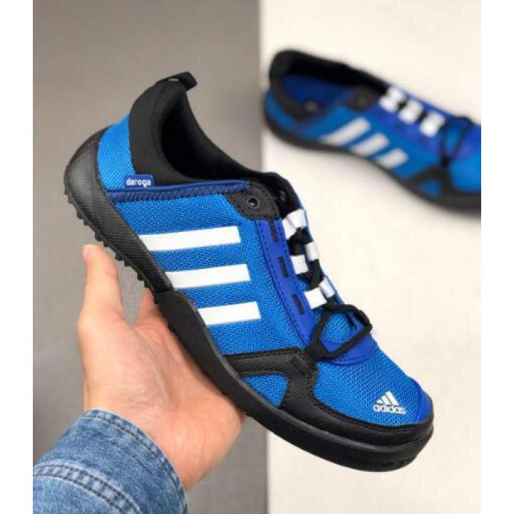 Кроссовки Adidas Daroga летние blue
