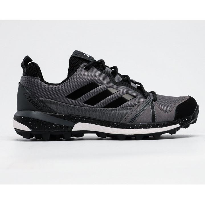 Кроссовки Adidas Terrex, Agravic GTX черные с серым