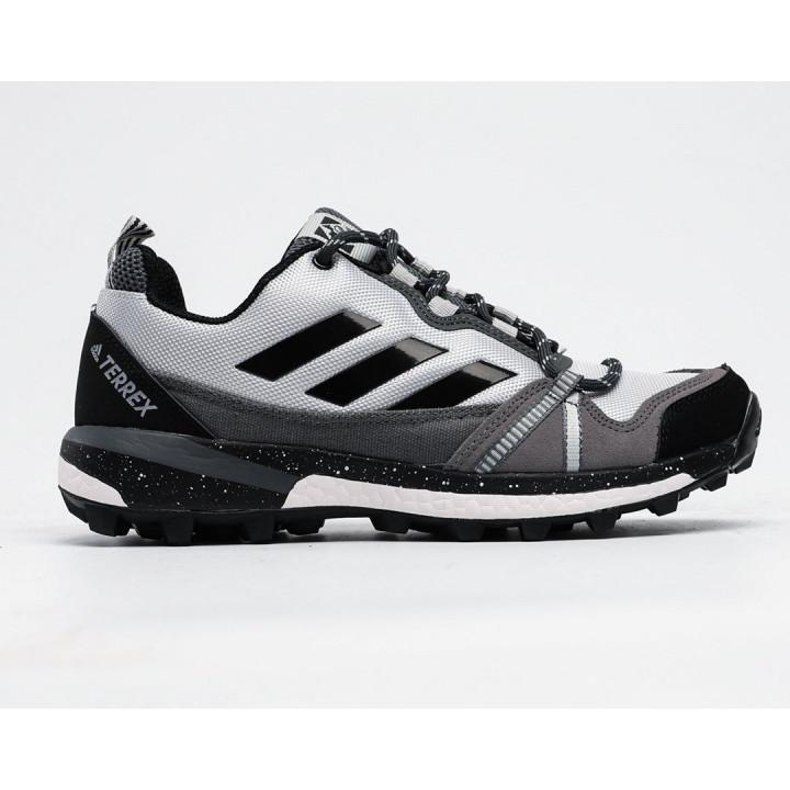 Кроссовки Adidas Terrex, Agravic GTX черные с серым и темно серым
