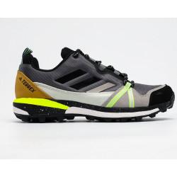 Adidas Terrex Agravic GTX grey yellow