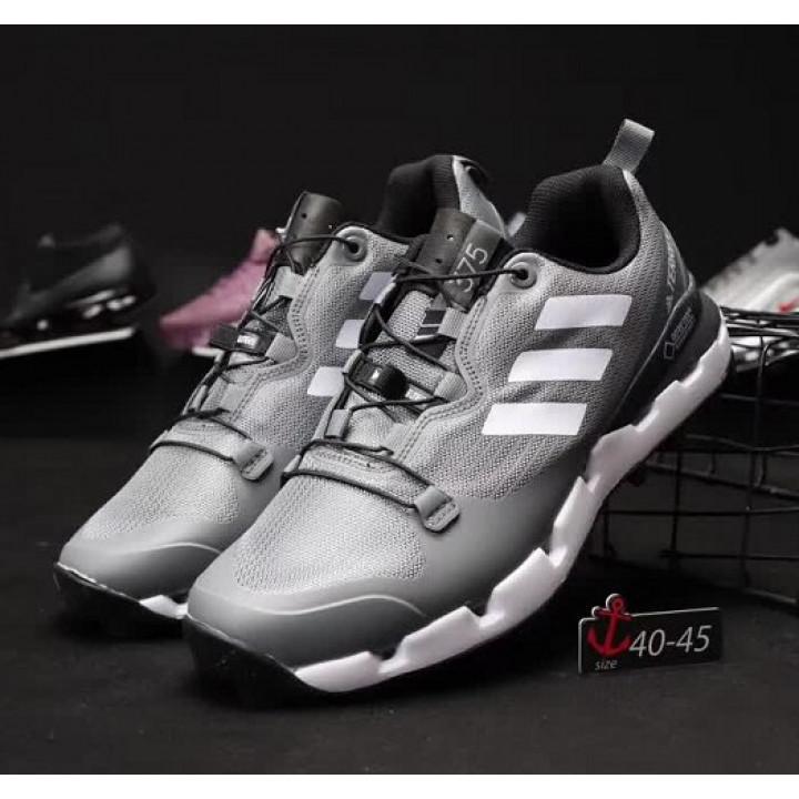 Кроссовки Adidas, terrex 375 goretex серые