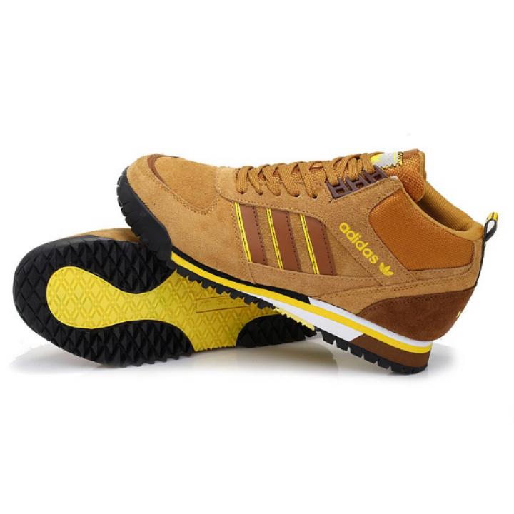 Зимние ботинки ZX TR MID, рыжие