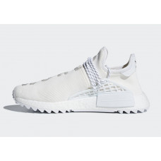 Adidas NMD Hu Trail Black Pharrell Williams White