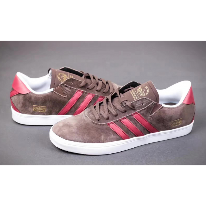 Кроссовки Adidas Gonzales, коричневый