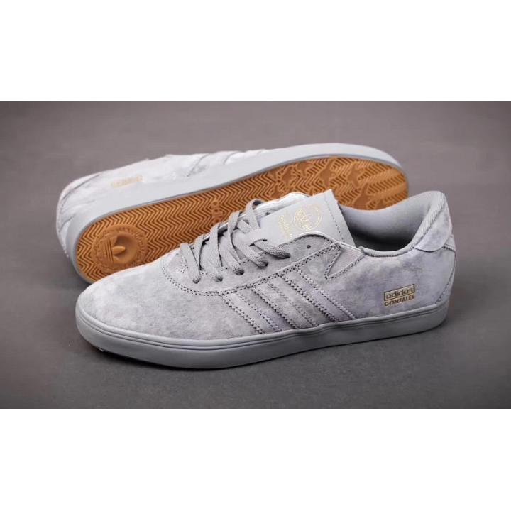 Кроссовки Adidas Gonzales, серые