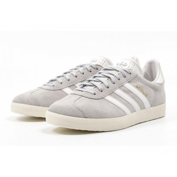 Кроссовки женские  Adidas Gazelle, серые