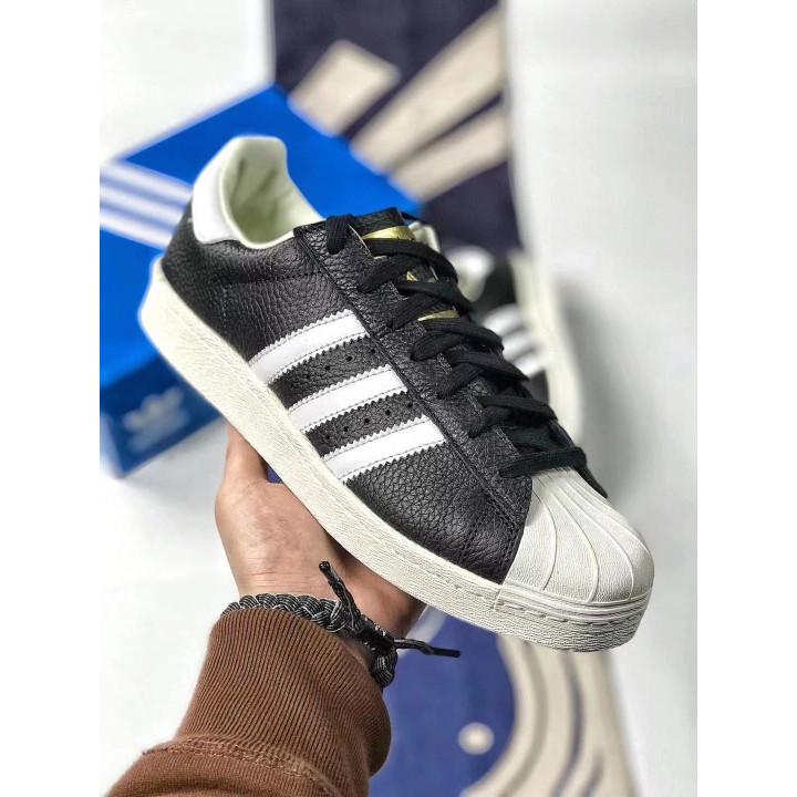 Кроссовки Adidas Superstar Boost черные