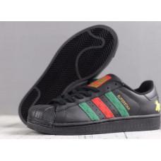 Adidas Superstar 80s x Gucci All Black