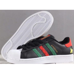 Adidas Superstar 80s x Gucci Black White