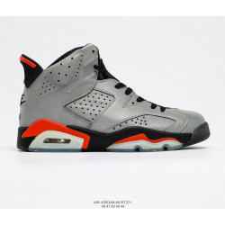 Air Jordan 6 Retro Reflections Of a Champion 3M серые