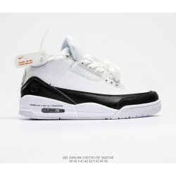 Air Jordan 3 AJ3 x Fragment Design