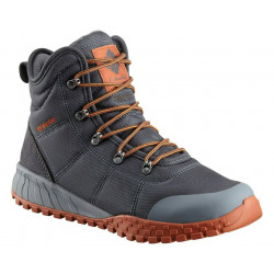 Ботинки COLUMBIA Fairbanks Omni-Heat с оранжевым