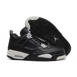 Кроссовки Air Jordan 4 черный