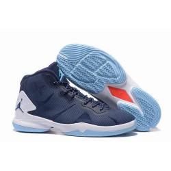 Jordan Super Fly 4 синие