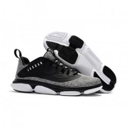 Nike Air Jordan Impact черные с серым