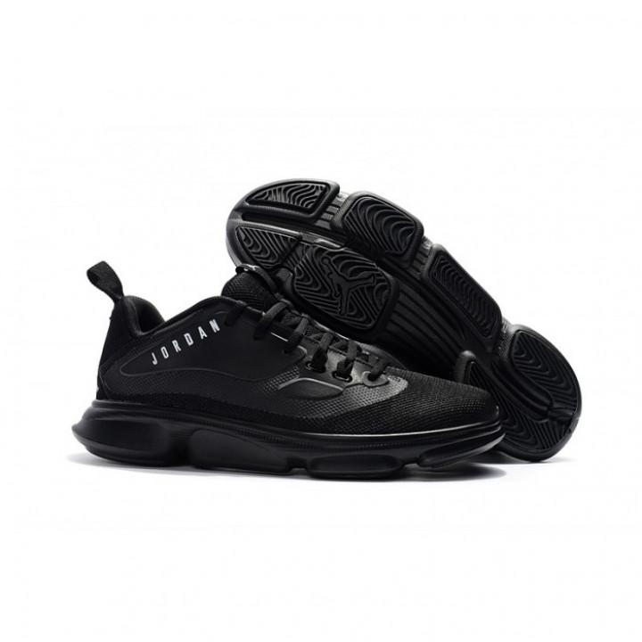 Nike Air Jordan Impact, баскетбольные кроссовки черный