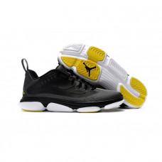 Nike Air Jordan Impact черные с желтым