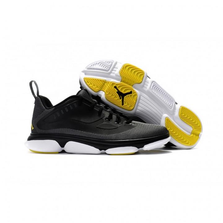 Nike Air Jordan Impact, баскетбольные кроссовки с желтым