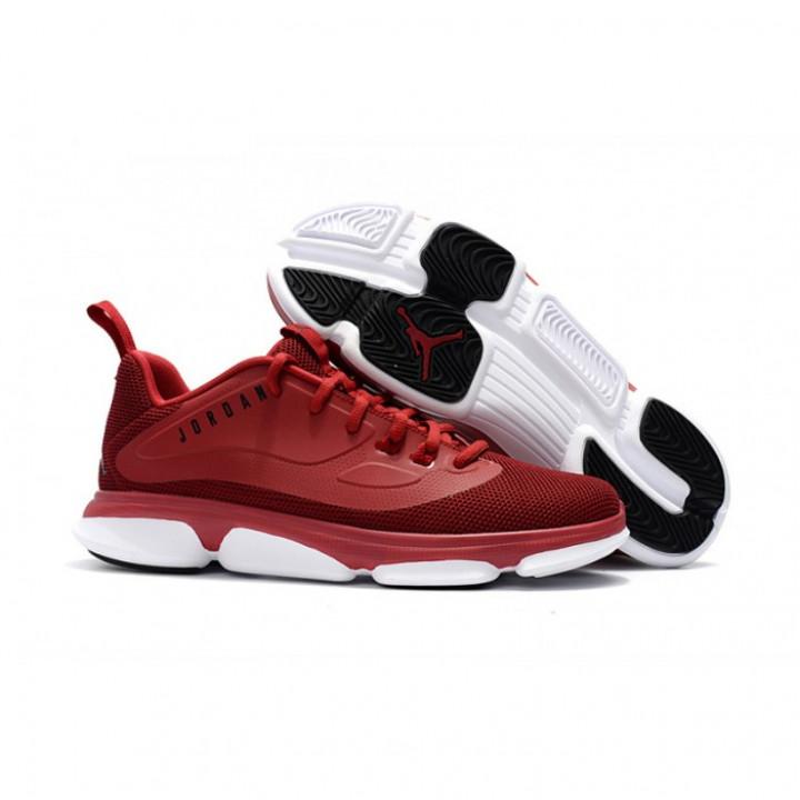 Nike Air Jordan Impact, баскетбольные кроссовки красные