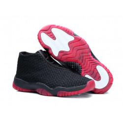 Nike Air Jordan Future черные с красным
