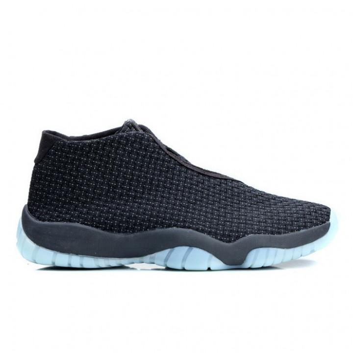 Nike Air Jordan Future, баскетбольные черные