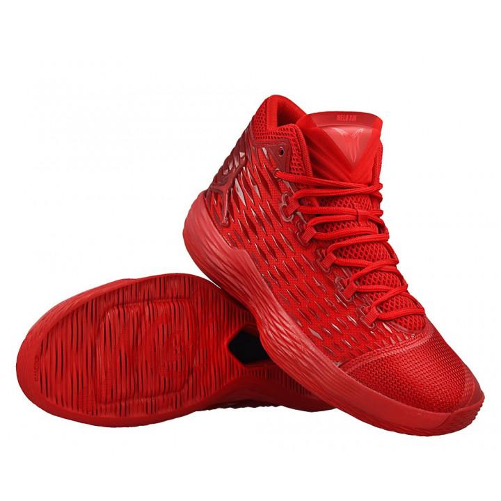 Nike Air Jordan Melo M13, баскетбольные кроссовки красные