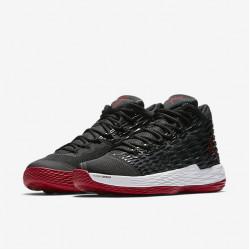 Nike Air Jordan Melo M13 черный с красным