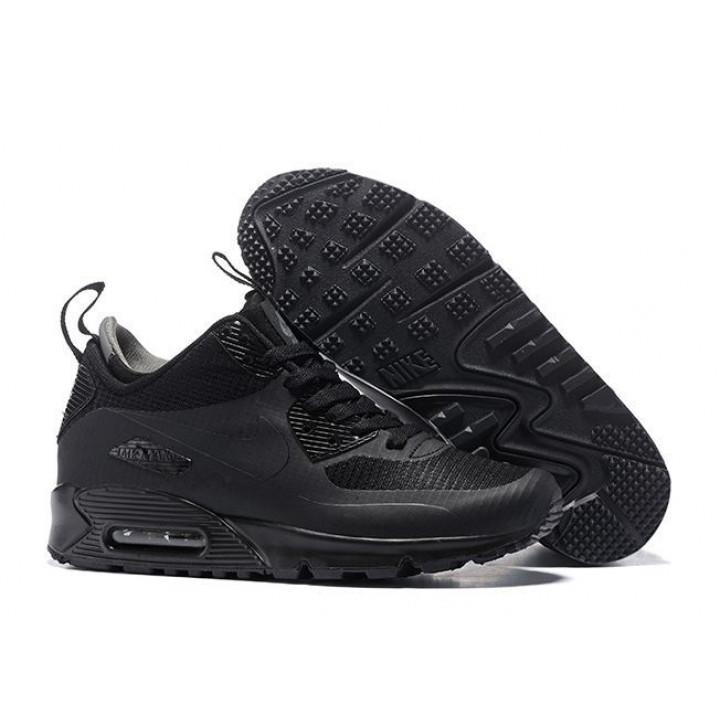 Кроссовки Nike Air Max 90 MID, в наличии черный