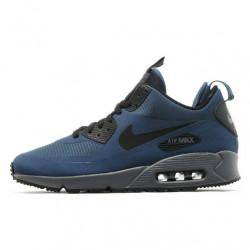 Nike Air Max 90 MID синие