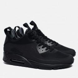 Nike Air Max 90 MID черные