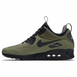 Nike Air Max 90 MID зеленые