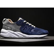 New Balance 580 синий с серым