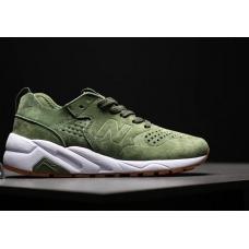 New Balance 580 зеленые