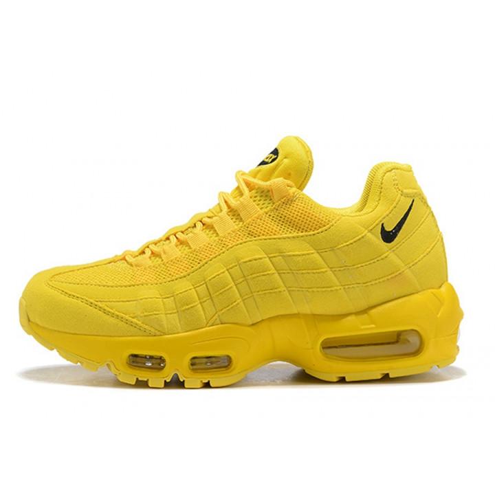 Кроссовки Nike Air Max, жовтий колір