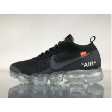 Nike Air VaporMax x Off White black