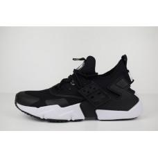 Nike Air Huarache Drift черные с белым