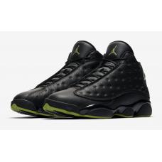 Air Jordan 13 Altitude black green