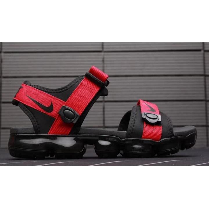Сандали Nike vapor, цвет черный с красным