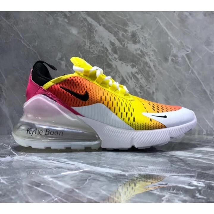 Кроссовки Nike Air Max 270 огонь