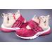 Кроссовки Nike Presto Mid Suede красные