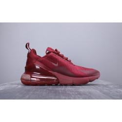 Nike Air Max 270 BETRUE бордовые женские