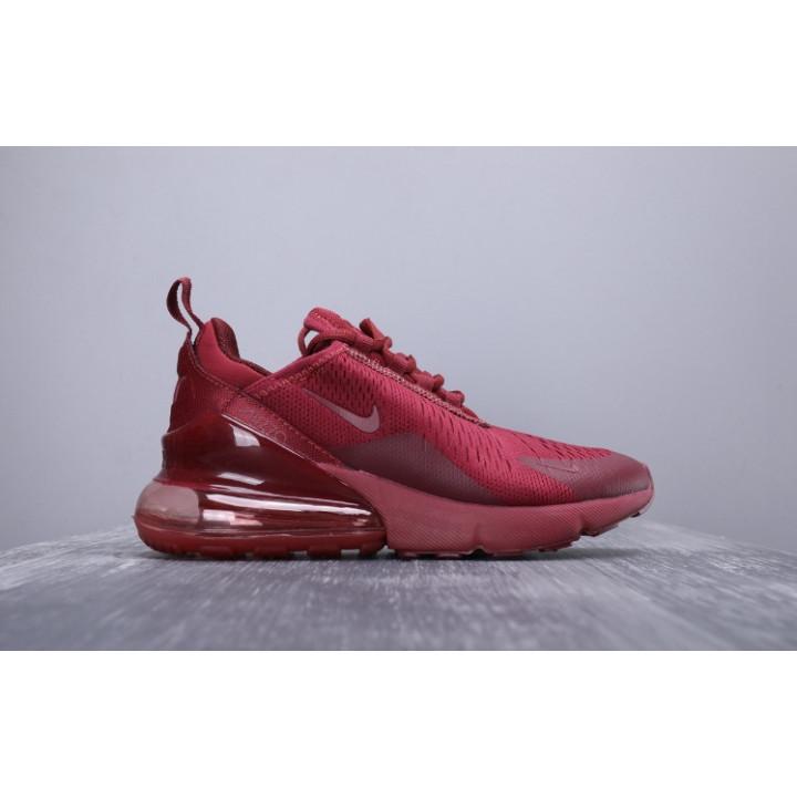 Кроссовки Nike Air Max 270 бордовый