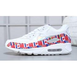 Nike Air Max 90 flag
