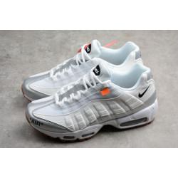 Nike Air Max 95 Off-White Silver