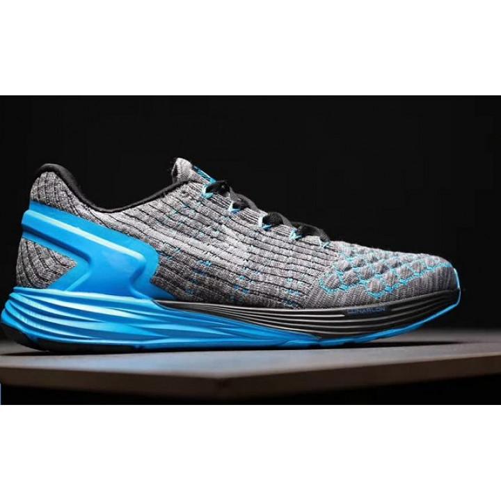 Кроссовки Nike LunarGlide 7 с синим
