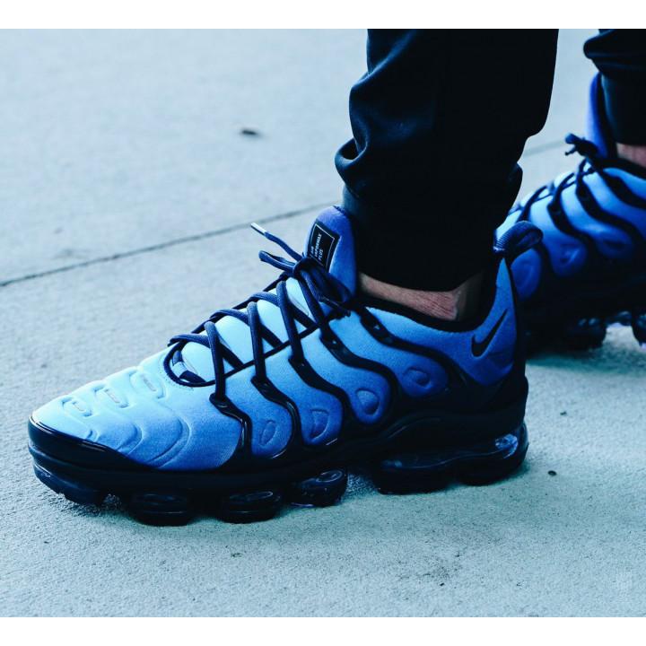 Кроссовки, Air Vapormax Plus голубой в наличии